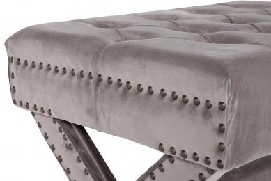 Банкетка для спальни бежевая Neil BG