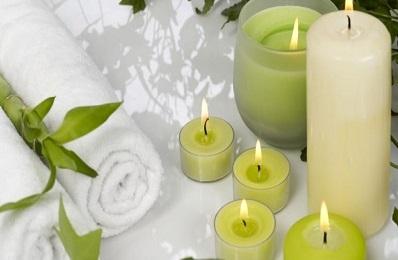 Ароматические и декоративные свечи