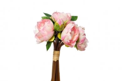 Букет розовых пионов 9F27800PN-4183